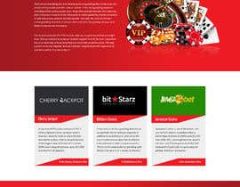 #14 za New Wordpress Theme for Online Gambling Site od pardworker