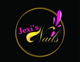 #95 za Jexi's Nails - Design a logo for a nail salon od mithun2uhalder