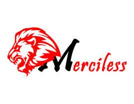 """#7 pentru new logo design! It must have the word """"Merciless"""", and the word merciless has to be red. I have attached the current logo for the company Merciless Sounds. de către thelastoraby"""