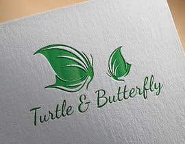 #21 for Turtle & Butterfly av anamikasaha512