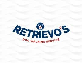 #16 for dog walker brand logo with the brand name av Jevangood