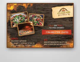 #22 for Create a 3X2 print pizza biz advert av moldudy3