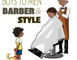 #46 for Design a Logo for a barbershop af yilili