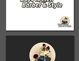 #25 for Design a Logo for a barbershop af Alexander2508