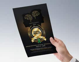 #2 para design beautiful digital flyer - Mental Health Gala por marATTACKs