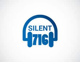 #59 for design logo - silent 716 av noorjahanbegum20