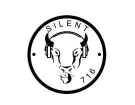 #62 for design logo - silent 716 av JRM97
