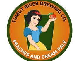 #199 for Logo for our new beer Peaches & Cream Pale av Dineshdsnr