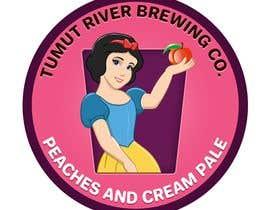 #200 for Logo for our new beer Peaches & Cream Pale av Dineshdsnr