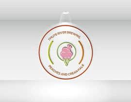 #187 for Logo for our new beer Peaches & Cream Pale av mdtakbirhossain9