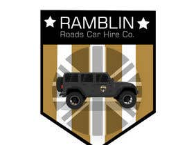 #111 for Design a logo for a 4WD Hire Company av LaaruGraphics97