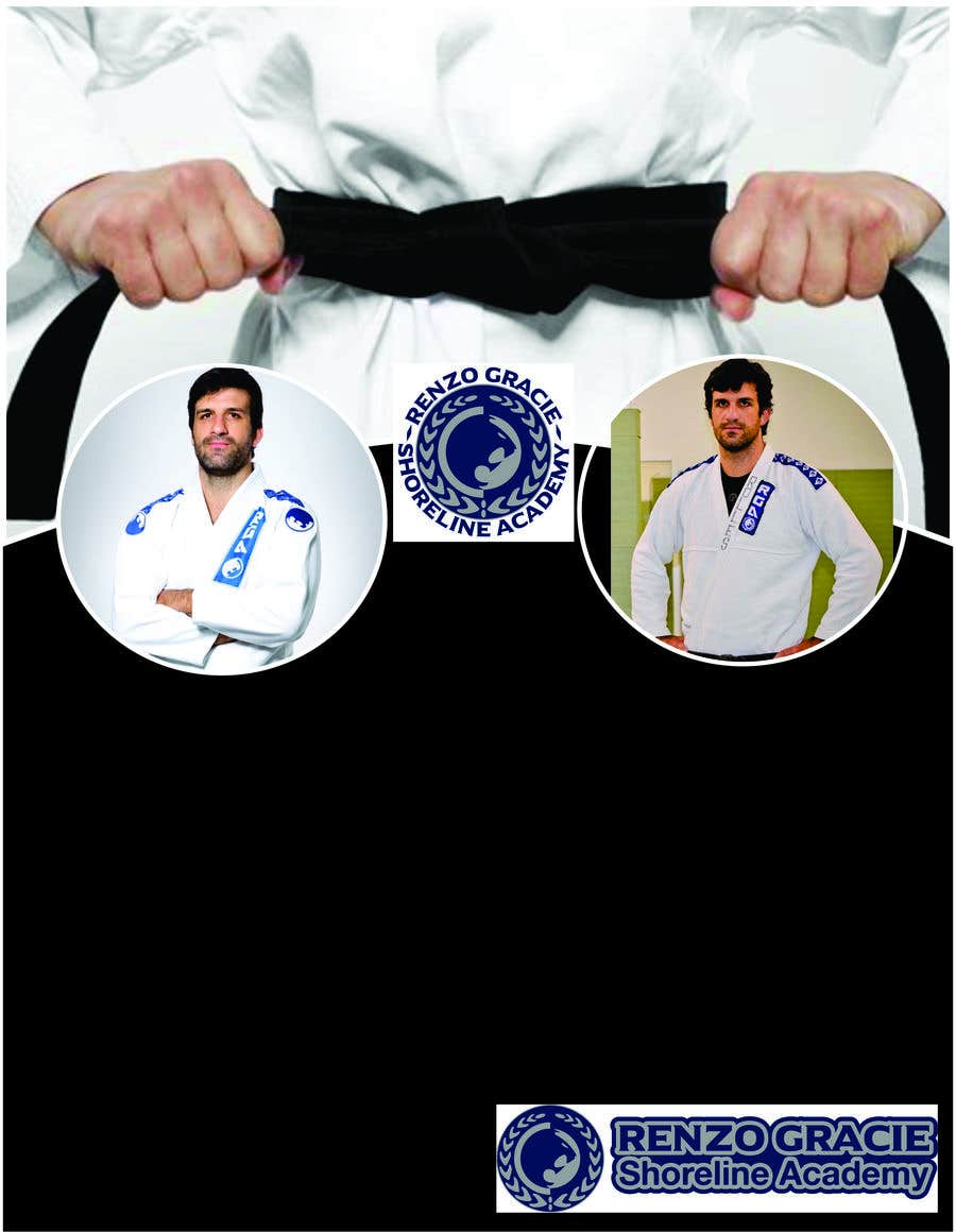 Proposition n°3 du concours I need a poster to post on social media to advertise the grand opening/seminar at my martial arts academy