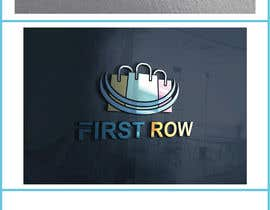 "#250 for Design ""In the first row"" logo by mxtanvir2"