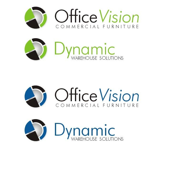Contest Entry #                                        44                                      for                                         Logo Design for Office Vision