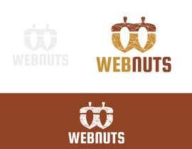 aFARTAL tarafından Design logo for WEBNUTS için no 218