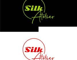 #11 for design a logo for my Silk Atelier. av bdghagra1