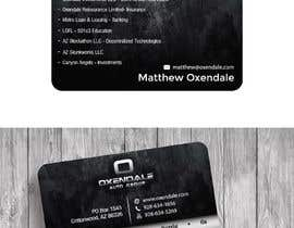 #247 for Make me a business card av nicoleplante7