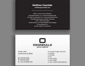 #240 for Make me a business card av Designopinion