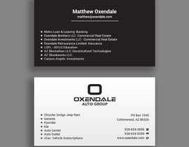 #243 for Make me a business card av Designopinion
