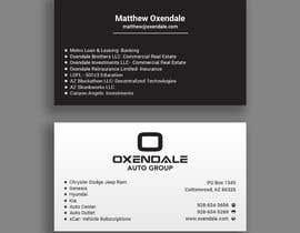 #246 for Make me a business card av Designopinion