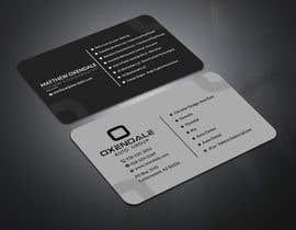 #271 for Make me a business card av shazal97