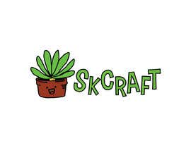 "#8 for Design a Logo for a crafting startup ""SKCRAFT"" av AnanievA"