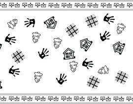 #6 pёr garment print pattern design nga saidurrahmanmoon