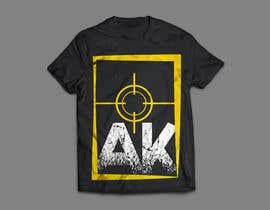 #3 pёr TShirt Design AK Clothing nga saidghouila