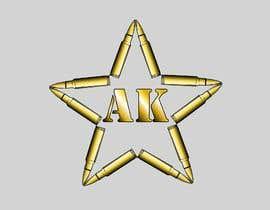 #45 pёr TShirt Design AK Clothing nga majajni