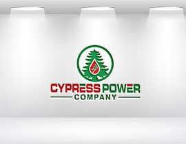 #404 pёr logo for Cypress Power Company nga mahamid110