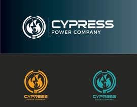 #582 pёr logo for Cypress Power Company nga mahossainalamgir