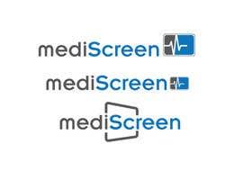 #4 za logo for MediScreen od noelcortes
