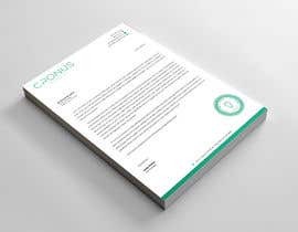 nº 28 pour Create Letterhead Template in Word, PSD and CDR par abdulmonayem85