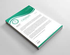 nº 31 pour Create Letterhead Template in Word, PSD and CDR par abdulmonayem85