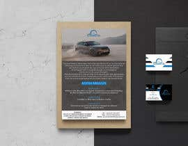 #23 za 1 Flyer size 5.5 X 8.5  and 3 business cards od relansarwar