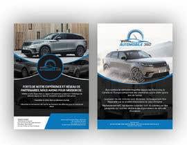 #18 za 1 Flyer size 5.5 X 8.5  and 3 business cards od pipra99