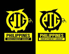 #152 for Logo for  Philippines Investment group (PIG) by feramahateasril