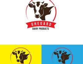 #32 pёr Create a logo for a dairy product company nga harrychoksi