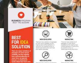 #1 pёr design a brochure nga fahimshah860