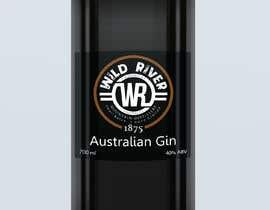 #12 pёr Re design my Gin bottle fron label nga manwar007