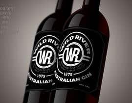#6 pёr Re design my Gin bottle fron label nga DiponkarDas