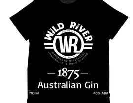 #7 pёr Re design my Gin bottle fron label nga naeemjr