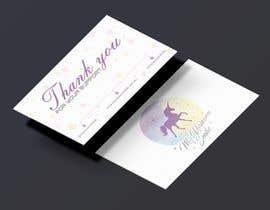 #113 pёr thank you business card nga AnikYousuf