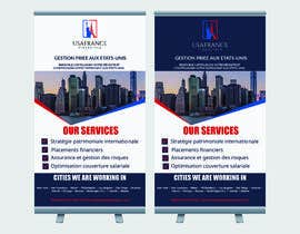 #88 pёr Design a standard roll up banner nga pranib512