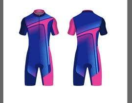 """Nro 22 kilpailuun designing a triathlon """"kit"""" (1 piece suit) käyttäjältä jamhdesing"""