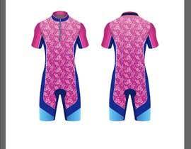"""Nro 48 kilpailuun designing a triathlon """"kit"""" (1 piece suit) käyttäjältä jamhdesing"""
