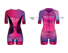 """Nro 84 kilpailuun designing a triathlon """"kit"""" (1 piece suit) käyttäjältä creatideasbd"""