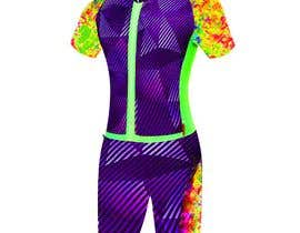 """Nro 50 kilpailuun designing a triathlon """"kit"""" (1 piece suit) käyttäjältä achbaro"""