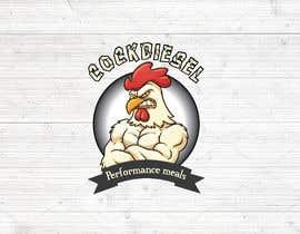 #24 pёr Design Muscular Chicken Logo nga MohammedAtia