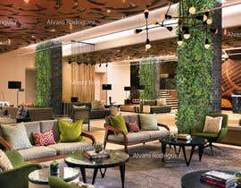 #14 za Add Plants to 2 Hotel Lobbies od alvarorodriguez